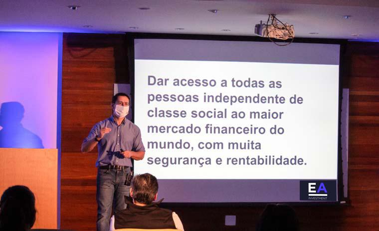Alexandre Castro - EA Investiment