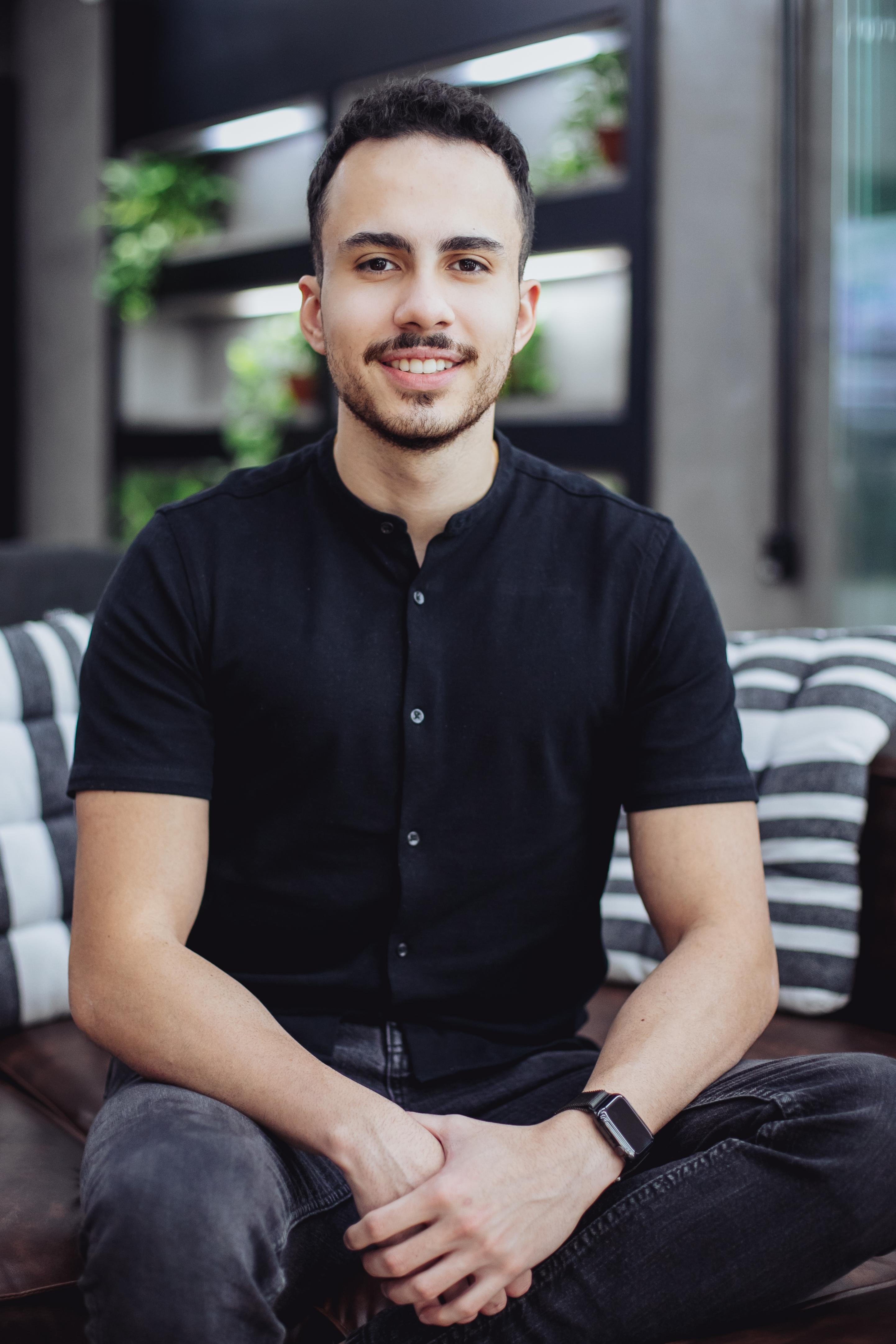Fábio Muniz é fundador e CEO da Awari