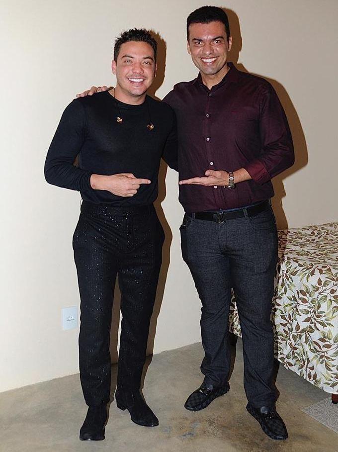 Wesley Safadão e Martinelly Santos