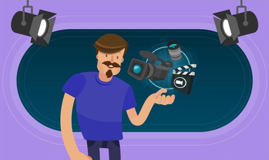 Videomaker - Foto Ilustração