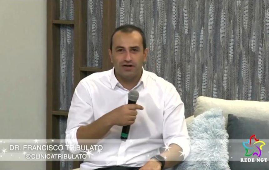 Dr. Francisco Tribulato - Foto Reprodução TV
