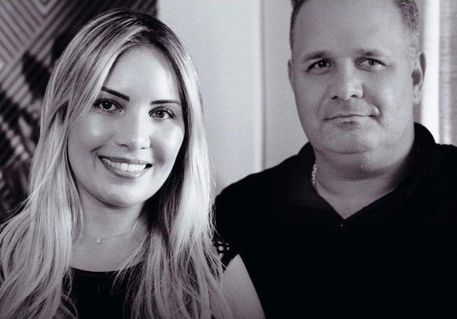 Giovanna Fogaça e Glaucio Domingos, da Dois Dons Arquitetura e Design