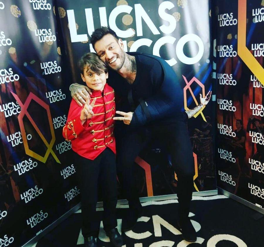 Victhor Reches e Lucas Lucco - Fotos: Acervo Pessoal / @pcbeccbnews - Divulgação