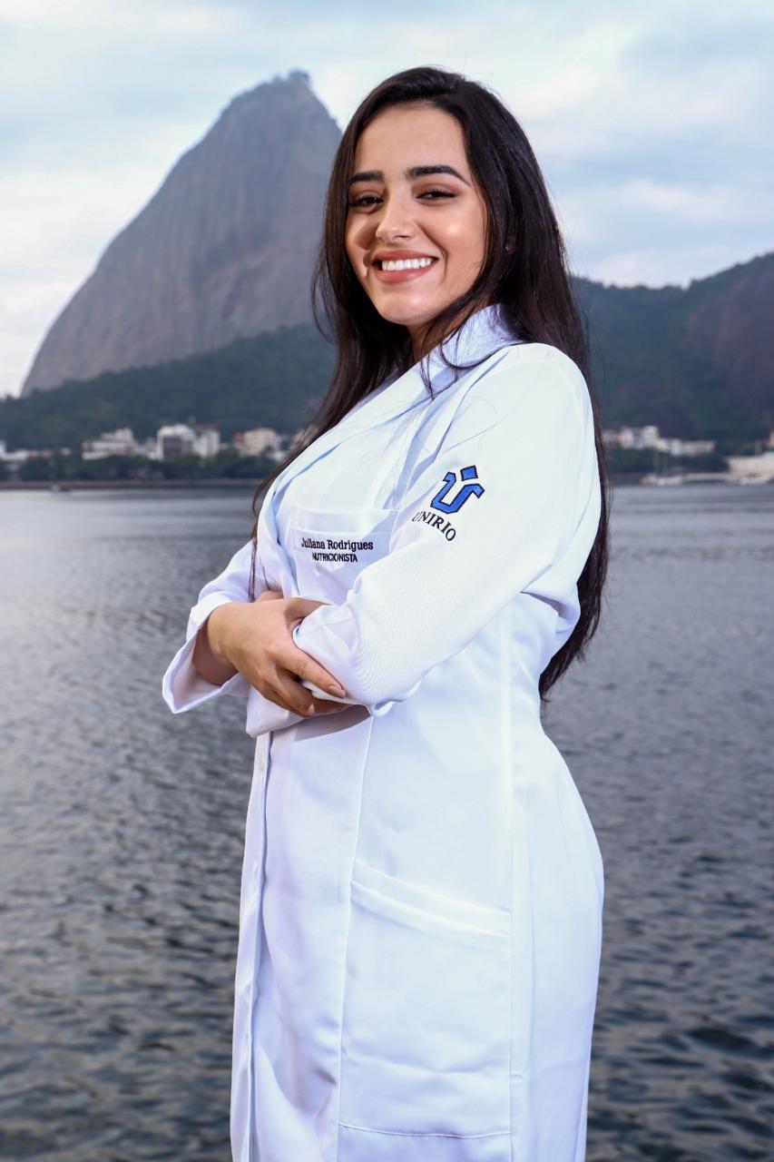 Nutricionista Gonçalense Juliana Rodrigues